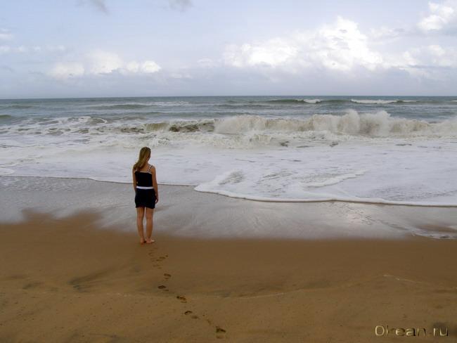 Первое свидание с Океаном