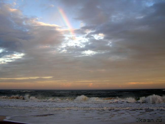 Радуга над Океаном
