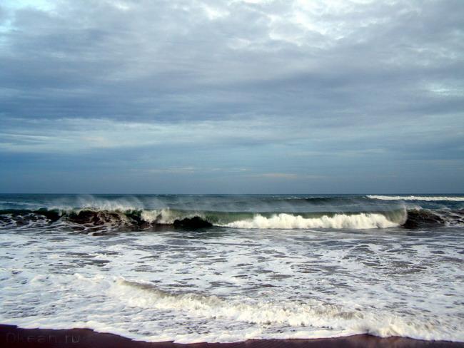 Осенний Океан